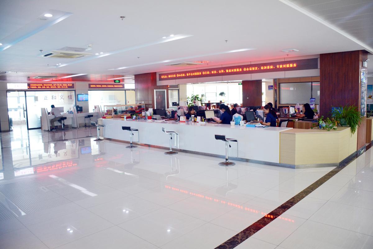 金融服务平台标准化模式